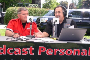 Mary Knoll Car Show Remote Broadcast